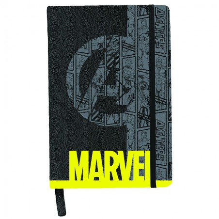 Notes Avengers Marvel